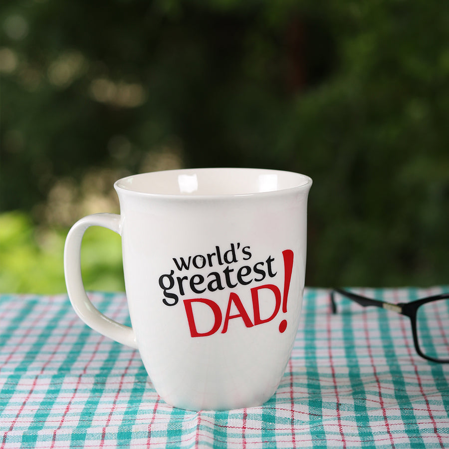 Greatest Dad Mug - TCS Sentiments Express
