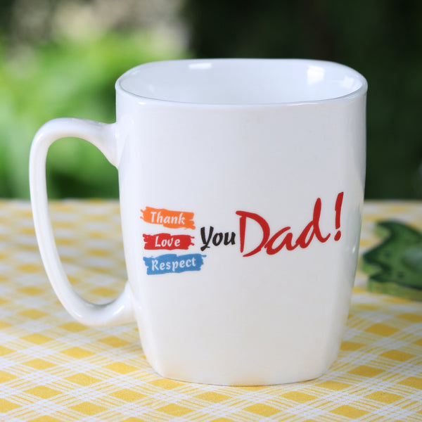 Love You Dad Mug - TCS Sentiments Express