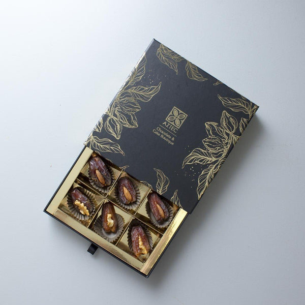 Imported Filled Dates Box
