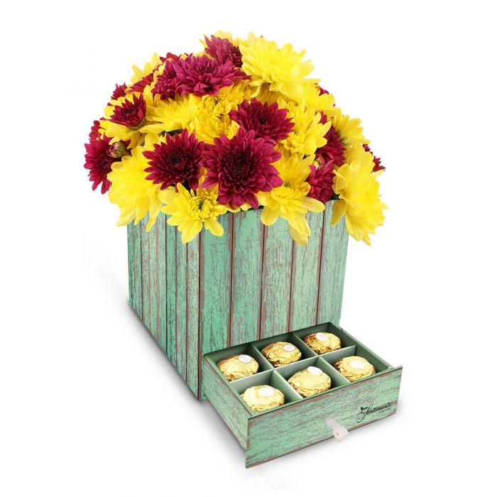 Fragrant Chrysanthemum - TCS Sentiments Express