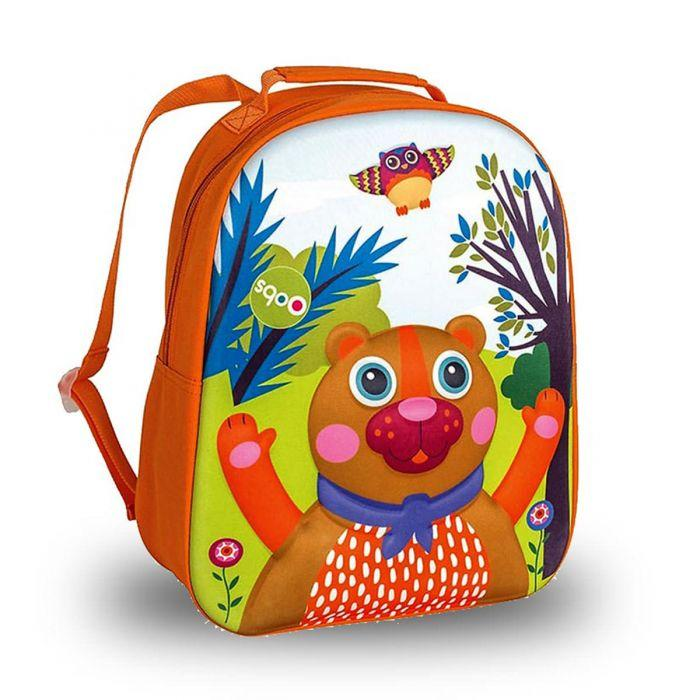 Happy Backpack! Bear - TCS Sentiments Express