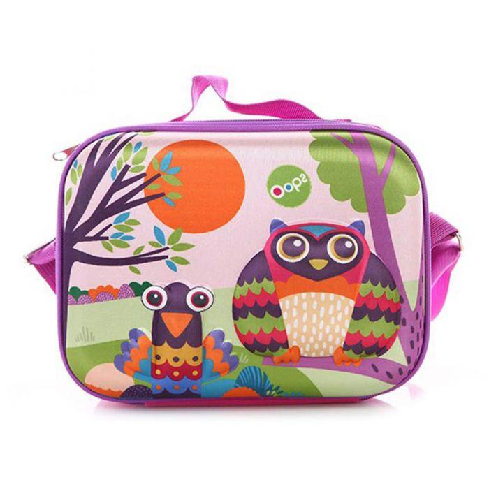 Happy Snack! Owl - TCS Sentiments Express