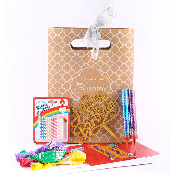 Birthday Pack - TCS Sentiments Express