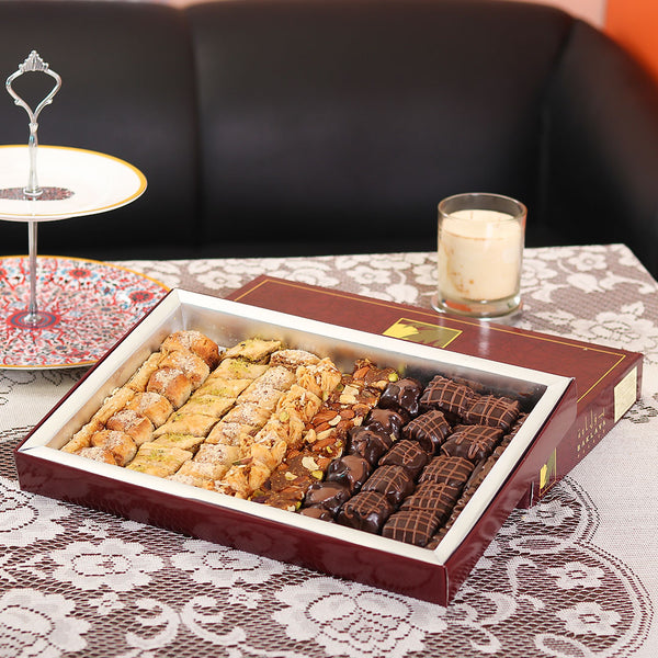Baklava by Baklava Palace Royal 1KG - TCS Sentiments Express