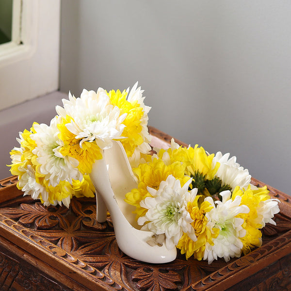 Yellow Corsage - TCS Sentiments Express