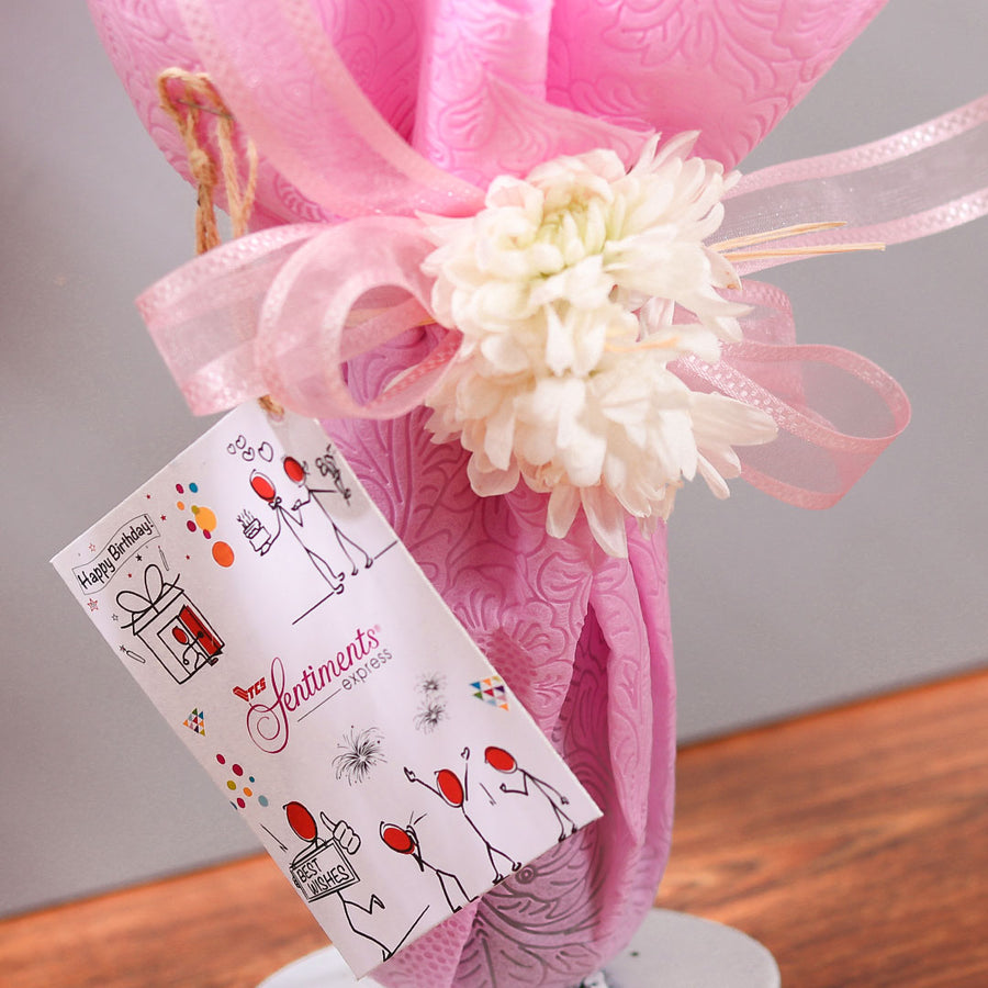 Pink Pastel Bouquet - TCS Sentiments Express