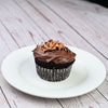 Nutella Filled cupcake - 2 Pc