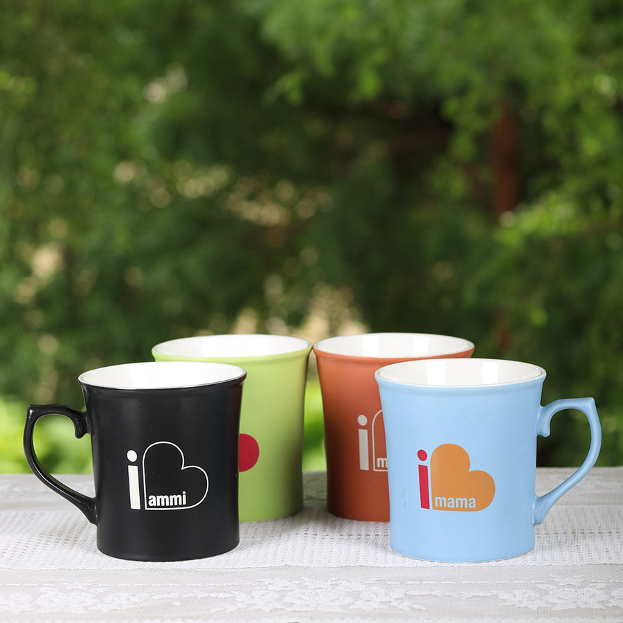 Mugs for MOM (Assorted) - TCS Sentiments Express