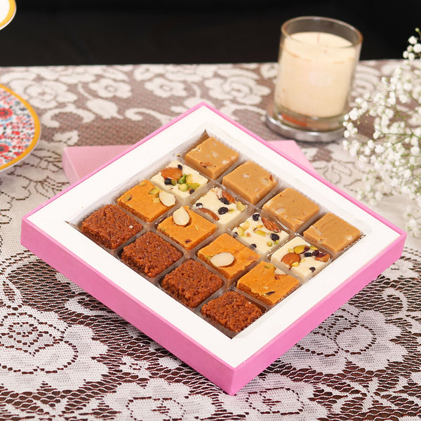 Baby Girl Mixed Mithai - TCS Sentiments Express