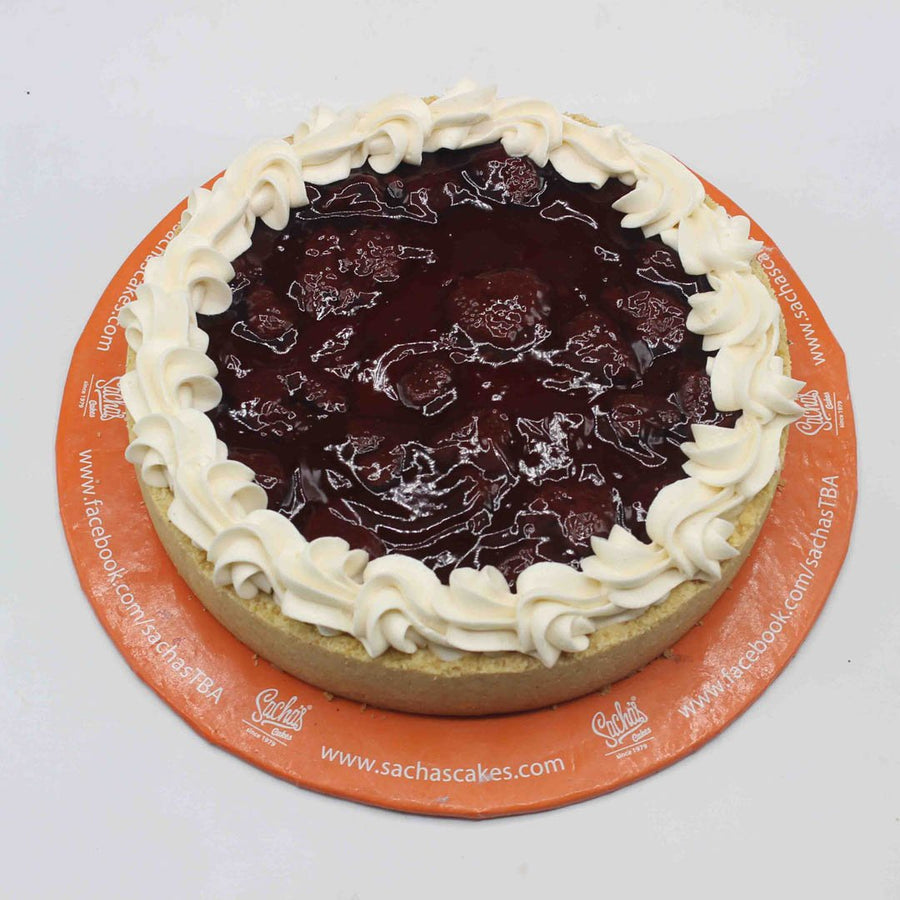 Strawberry Cheese Cake - TCS Sentiments Express