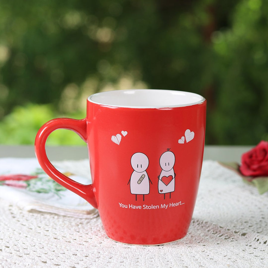 You have stolen my heart Mug