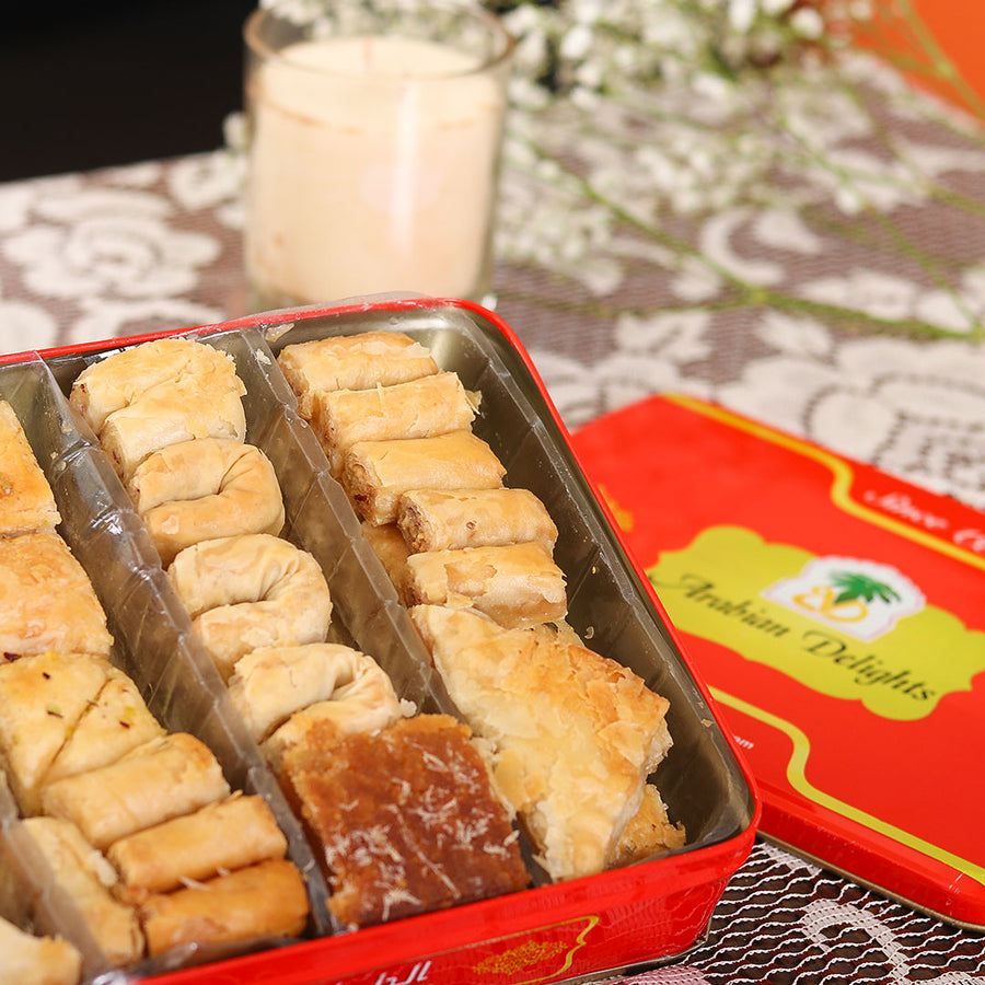 Baklava 1 Kg - TCS Sentiments Express