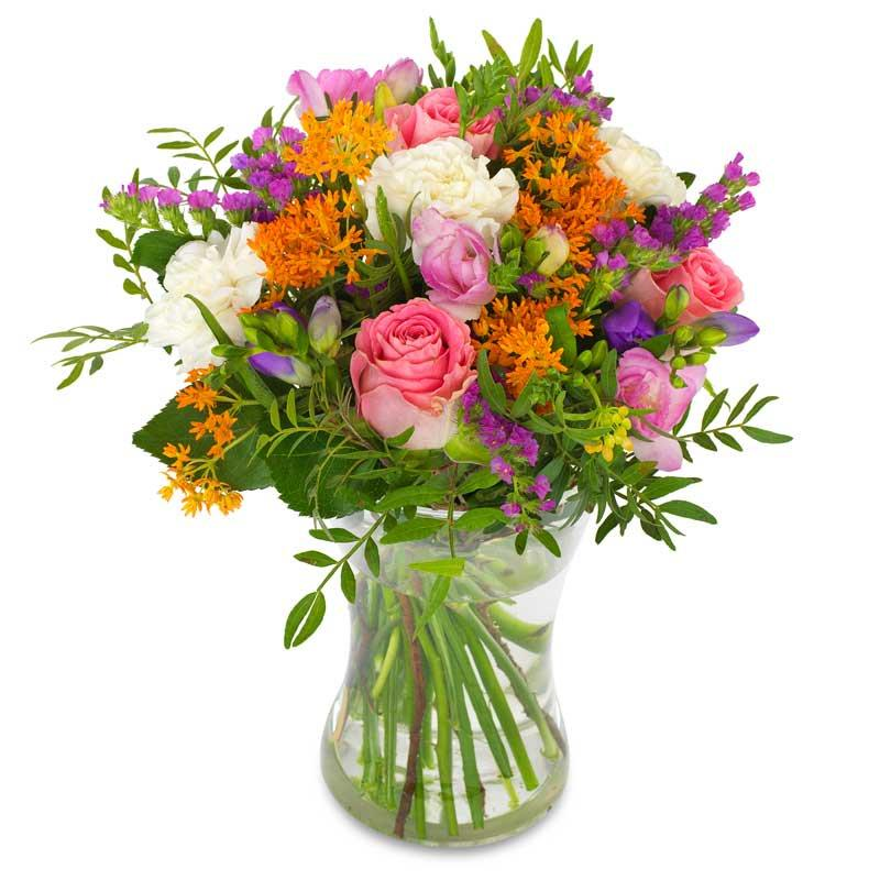 Colorful Blooms - TCS Sentiments Express