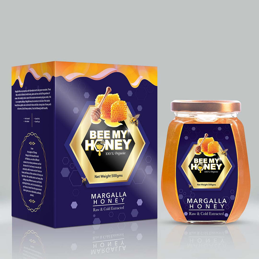 Margalla Honey - TCS Sentiments Express