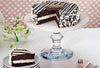 Black and White Mousse Cake - TCS Sentiments Express