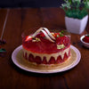 Strawberry Frasier Cake 3LBS