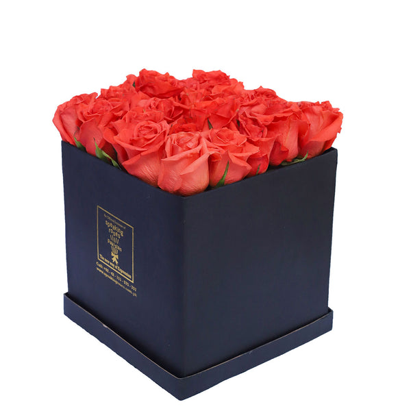 Printed 16 Roses Box - TCS Sentiments Express