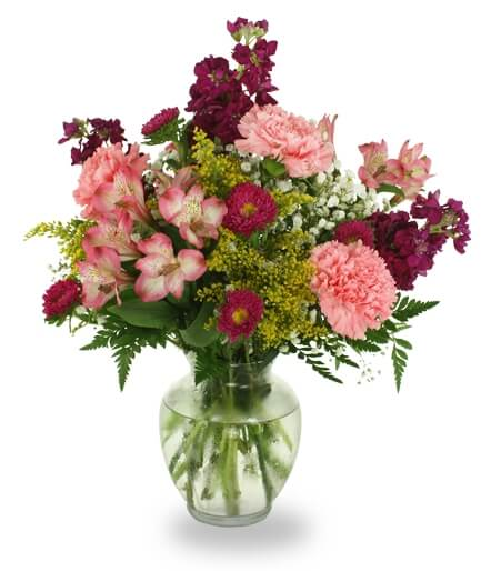 The Precious Medley Bouquet - TCS Sentiments Express