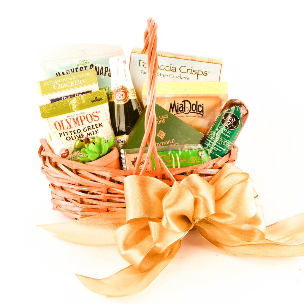 Gourmet Gift Basket - Sentiments Express