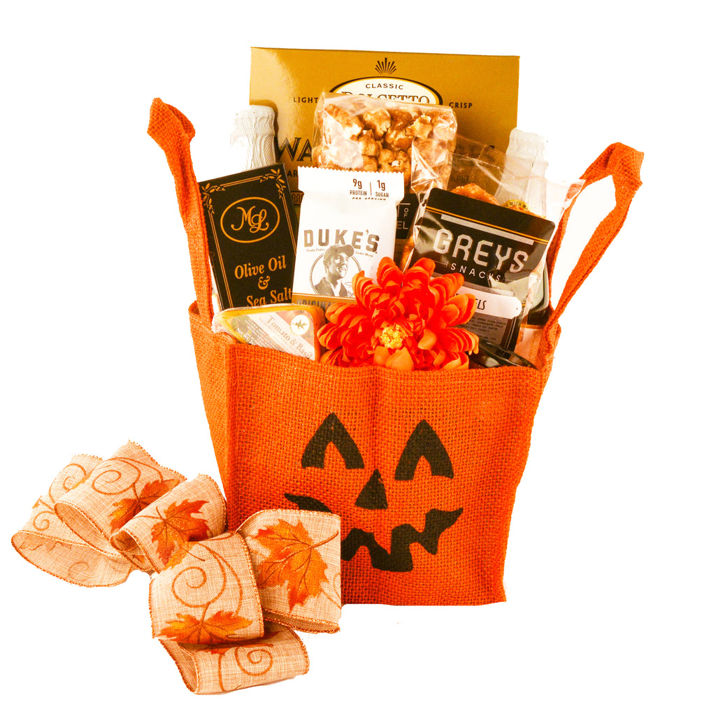 Halloween Snacker - Sentiments Express