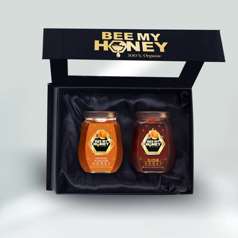 Sidr & Orange Honey 500 gram - TCS Sentiments Express