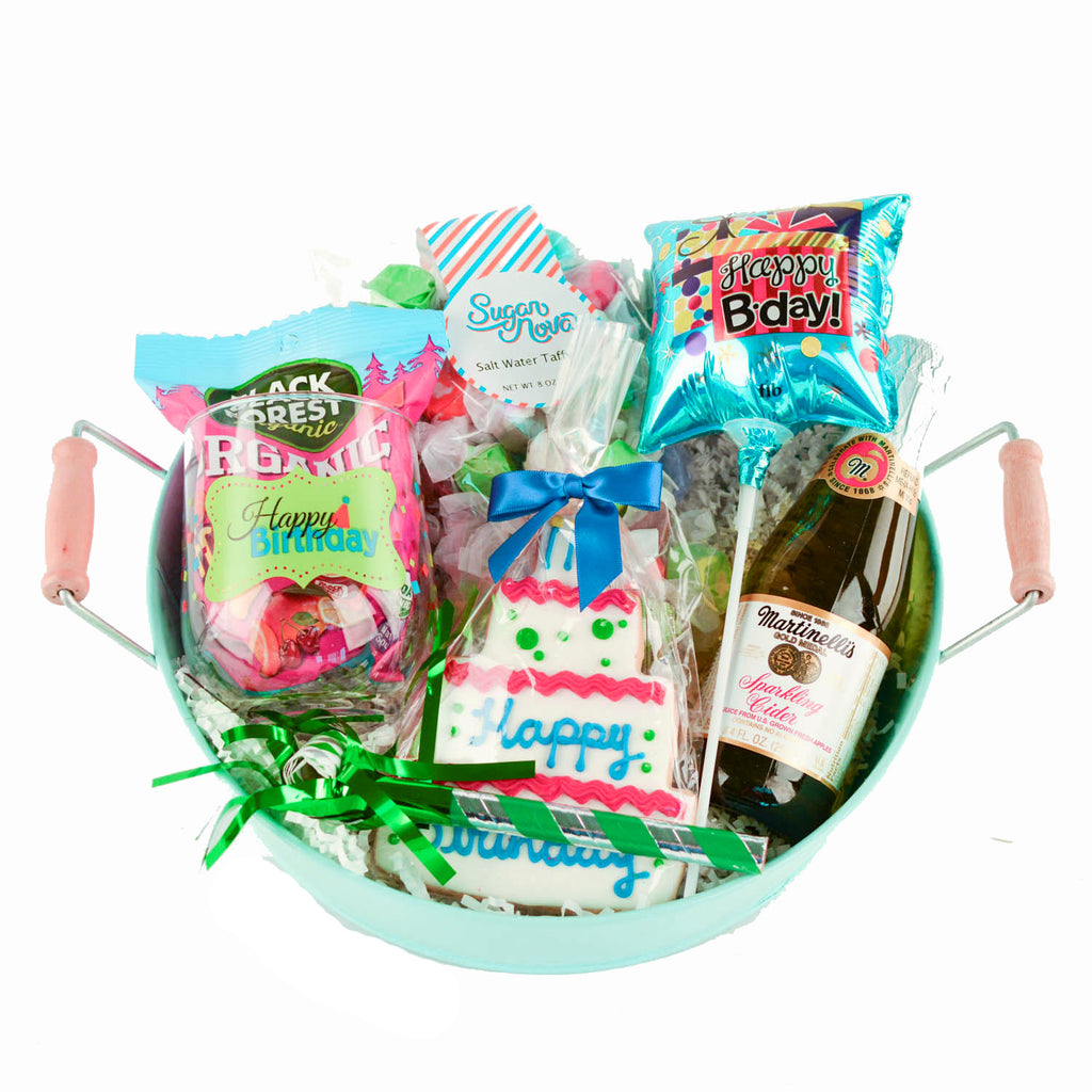 It's Your Birthday Gift Basket - Sentiments Express