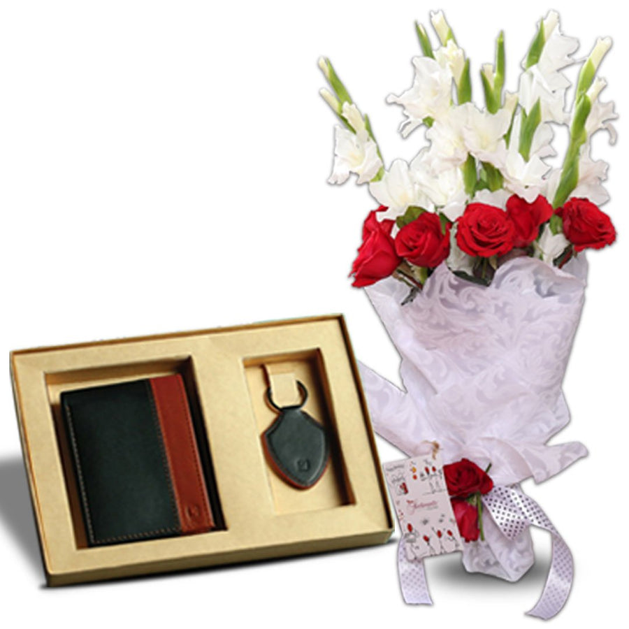 Celebration Bouquet & Mjafferjees Gift for Him