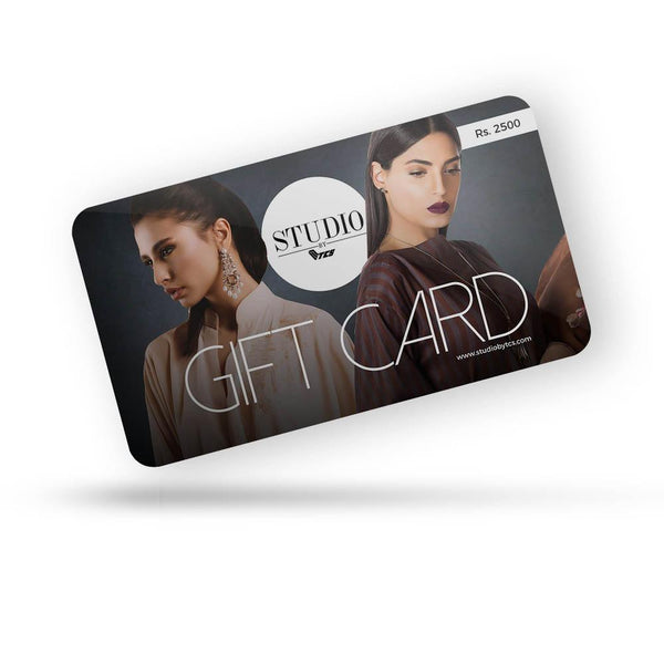 Studio by TCS - Gift Card