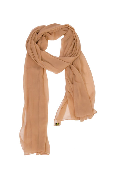 Beige Basic Wraps