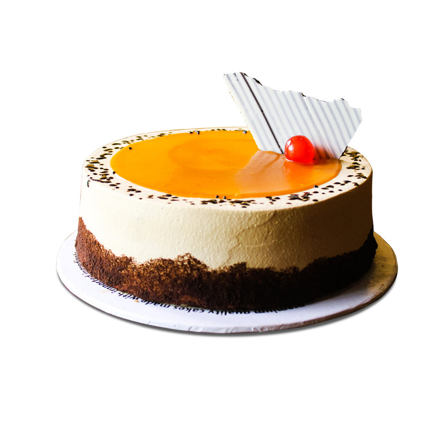 Coffee Caramel Cake 2LBS By Movenpick - TCS Sentiments Express