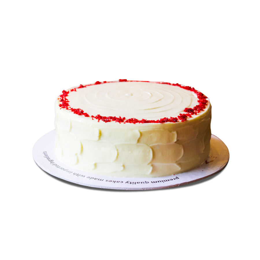 Red Velvet Cake 2LBS By Movenpick - TCS Sentiments Express