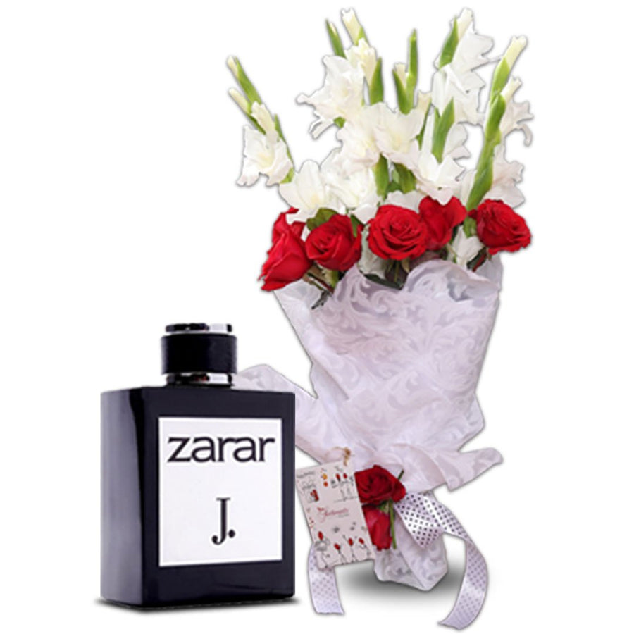 Celebration Bouquet & Zarrar by J.