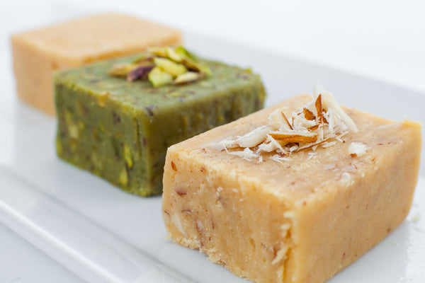 Nawal - Assorted Barfi - TCS Sentiments Express