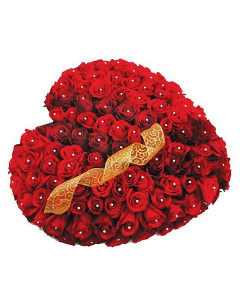 Heart Shaped Topiary (Imported) - TCS Sentiments Express