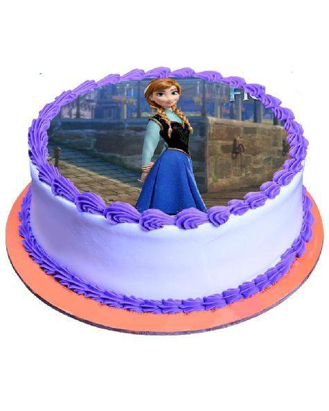 Princess Anna Cake 3lbs - Sentiments Express