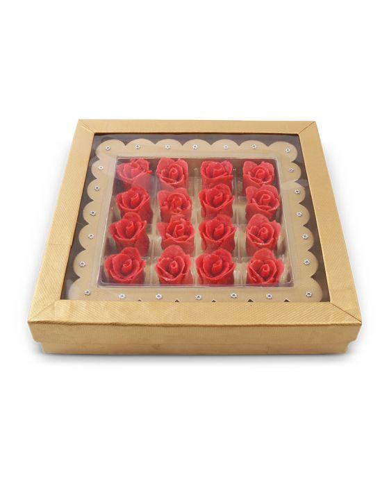 Rose Mithai (Bombay Sweets) - TCS Sentiments Express
