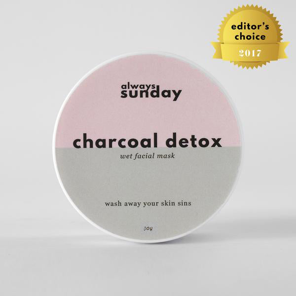 Charcoal Detox | Purifying Mask