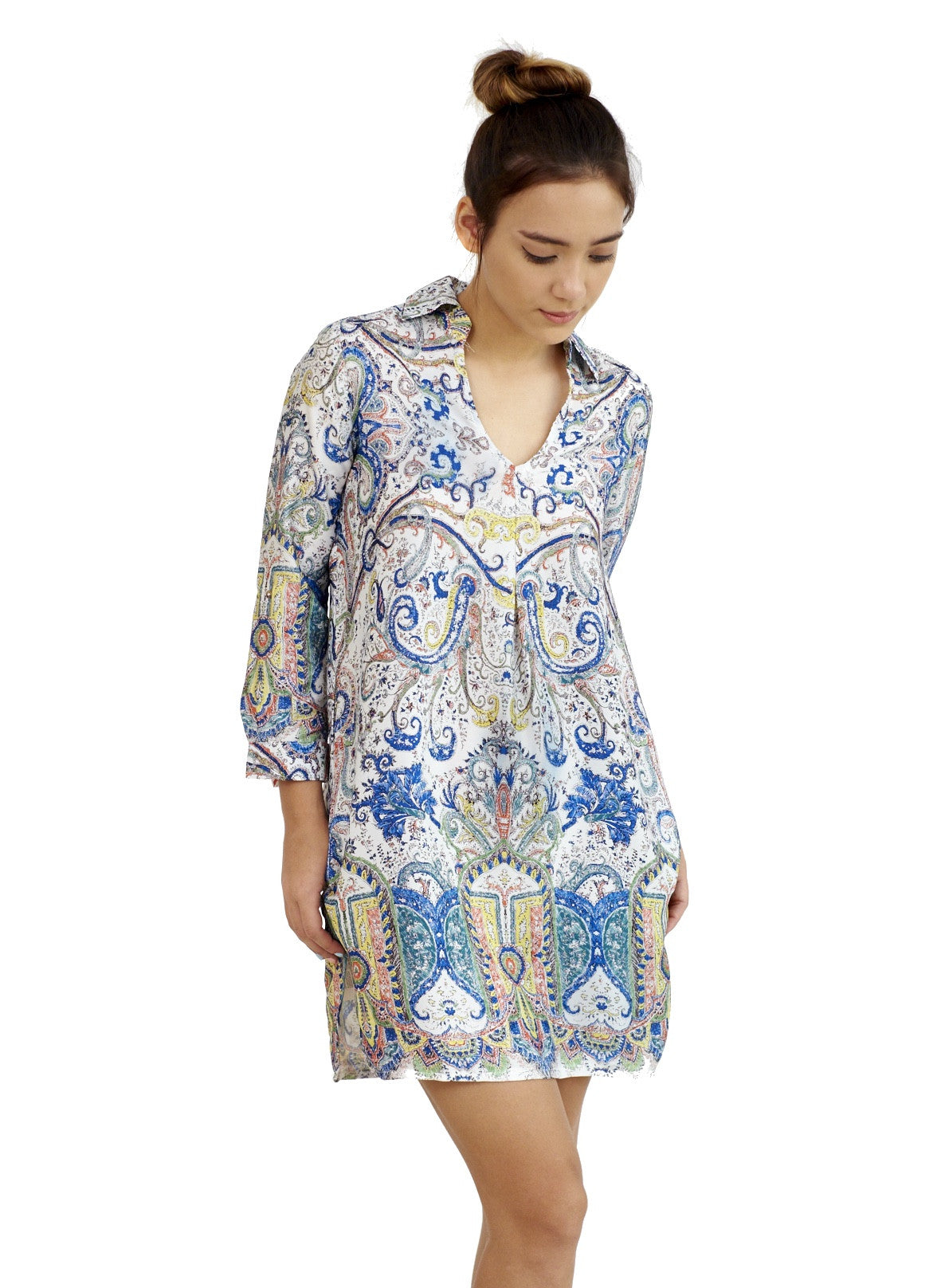 Isla Blue | Tunic