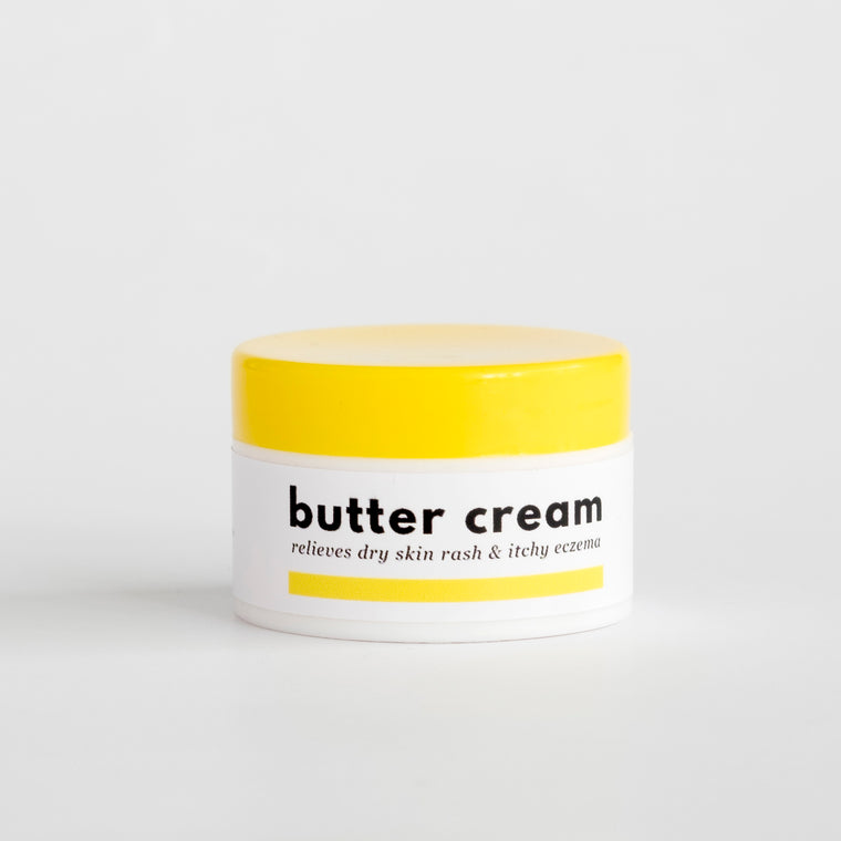 Butter Cream | For Dry Skin Rash & Itchy Eczema