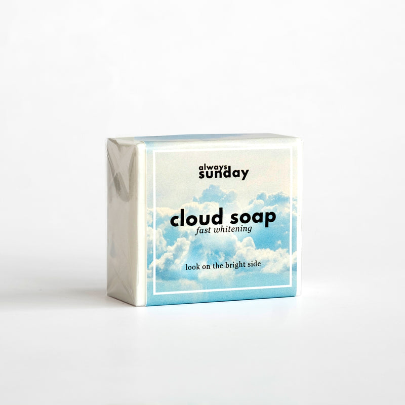 Cloud Soap | Fast Whitening