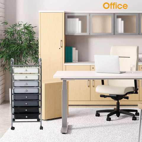 Office storage cart