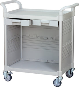 JBG-2KC3, 2 Shelf Medical Cabinet Hospital carts - JaboeEuip