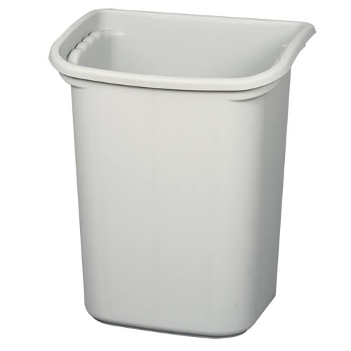 JBG-BING1, Long bin light grey for utility carts - JaboeEuip