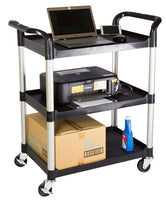 JBB-300, 3 tiers Shelving Office Utility carts