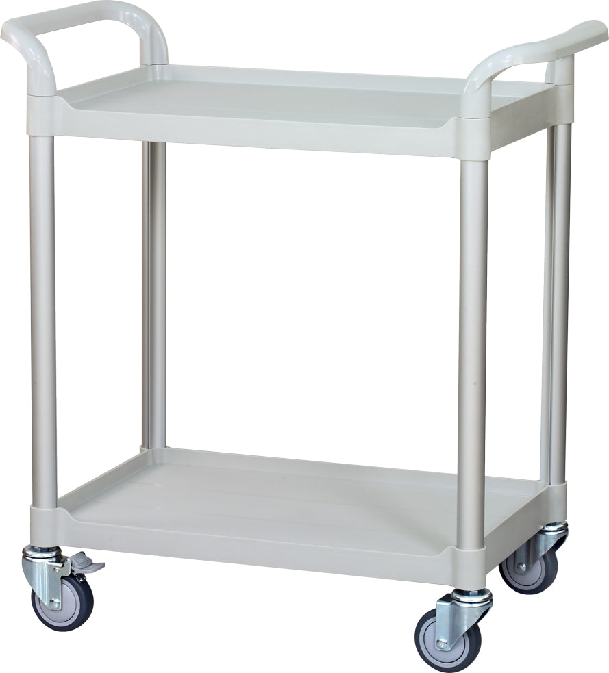 JBG-200, 2 tiers Shelving Medical carts - JaboeEuip