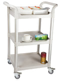 JBGS-300 | Shelving Medical carts | 3 tiers Smaller - JaboeEuip