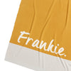 GOLDIE PANEL Personalised BLANKET