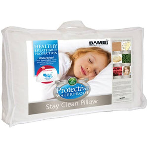 Load image into Gallery viewer, Bambi Stay-Clean Waterproof Pillow Insert