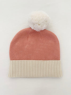 Load image into Gallery viewer, BEANIE: English Rose & Coconut Milk