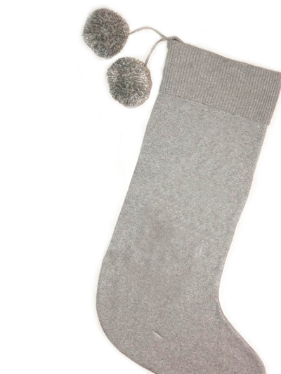 COMET LUREX CHRISTMAS STOCKING